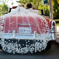 Üstü Açık Düğün Arabası Modeli 200x200 2014 Farklı Düğün Arabası Modelleri