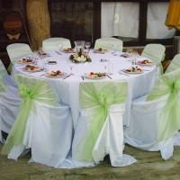 Beyaz Düğün Masası Süsleme Örnekleri 200x200 Düğün Masası Süsleme Örnekleri