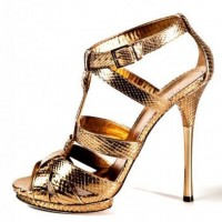 İnce Topuk Dore Renk Gelin Ayakkabısı Modelleri 200x200 Dore Renk Gelin Ayakkabısı Modelleri