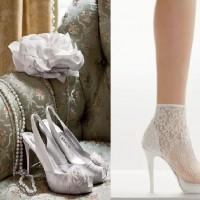 Beyaz Dantelli Nişan Ayakkabısı Modelleri 200x200 Nişan Ayakkabısı Modelleri