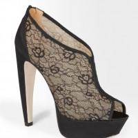 Siyah Dantel Nişan Ayakkabısı Modelleri 200x200 Dantel Nişan Ayakkabısı Modelleri