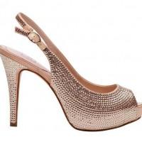 Taşlı Dore Renk Gelin Ayakkabısı Modelleri 200x200 Dore Renk Gelin Ayakkabısı Modelleri