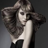 Örgü Sıradışı Gelin Saçı Modelleri 200x200 Sıradışı Gelin Saçı Modelleri