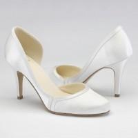 Alçak Topuk Borune Gelin Ayakkabısı Modelleri 200x200 2014 Borune Gelin Ayakkabısı Modelleri