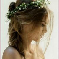 Farklı Çiçekli Gelin Saçı Modelleri 200x200 Çiçekli Gelin Saçı Modelleri