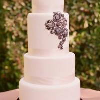 Pembe Trend Düğün Pastası 200x200 Trend Düğün Pastaları