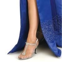 Sade Gümüş Gelinlik Ayakkabısı Modelleri 200x200 2014 Gümüş Gelinlik Ayakkabısı Modelleri