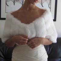 Beyaz Gelinlik Kürkleri Modelleri 200x200 2014 Gelinlik Kürkleri Modelleri