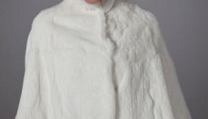 Kışlık Gelinlik Kürkleri Modelleri