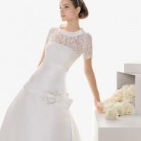 Beyaz Rosa Clara Kabarık Gelinlik Modelleri 200x200 Rosa Clara Kabarık Gelinlik Modelleri