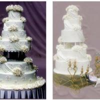 Yeni Katlı Düğün Pastası Modelleri 200x200 Katlı Düğün Pastası Modelleri