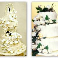 Yeni Katlı Düğün Pastası Modelleri 2014 200x200 Katlı Düğün Pastası Modelleri