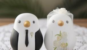 Sevimli 2014 Düğün Pastası Süsleri