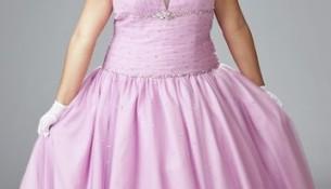 2014 Büyük Beden Abiye Nişanlık Elbise Modelleri