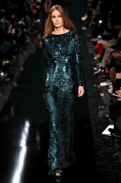 Elie Saab 2014 2015 Sonbahar Kış Abiye Elbise Modelleri