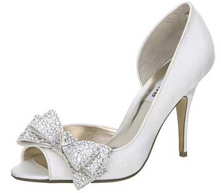 Sade Gelin Ayakkabısı Modelleri