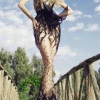 balik etek abiye elbise 8 200x200 Balık Etekli Abiye Modelleri