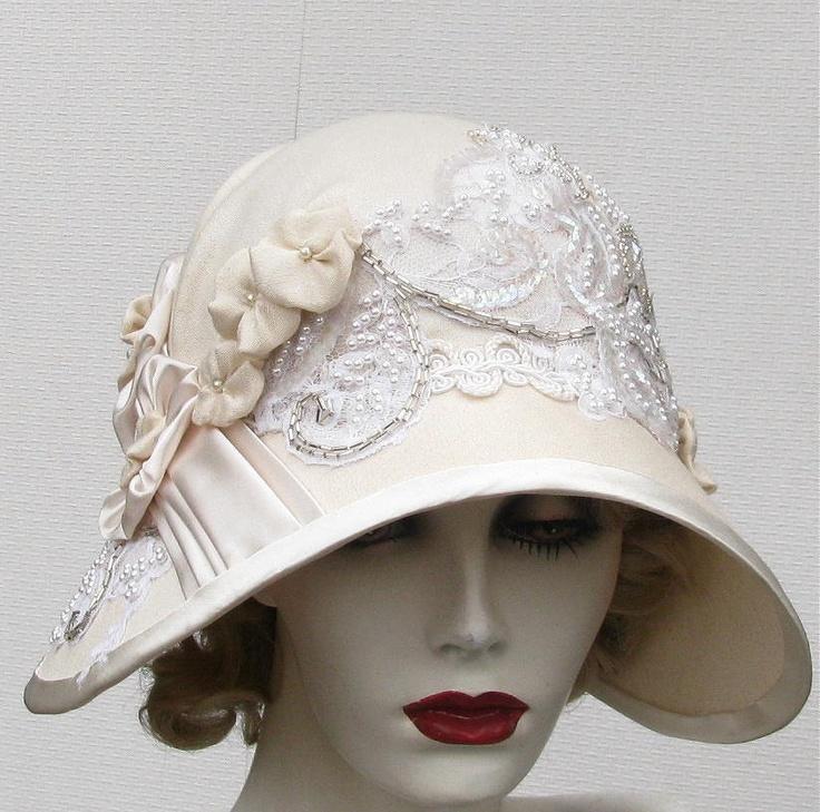 Gelinlik Şapka Modelleri