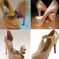 Şık ve Sade Nişan Ayakkabıları