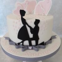 nisan pastasi modelleri 5 200x200 Nişan Pastası İçin Fikirler
