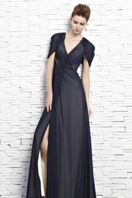 uzun nisan elbisesi modelleri 6 266x400 En Moda Uzun Nişan Elbisesi Modelleri