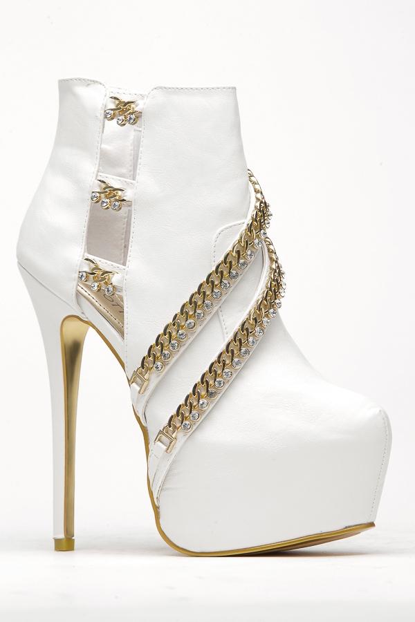 Bootie Gelin Ayakkabısı Modelleri