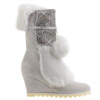 kışlık gelinlik ayakkabisi 4 200x200 Kış Gelinlerine Bot Modelleri