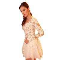 dantelli mini abiye elbise modelleri 9 200x200 Dantelli Mini Abiye Elbise Modelleri
