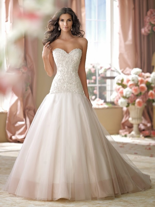 A distinctive collection of wedding dresses for petite girls ...