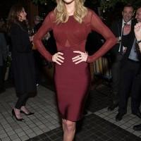 2015 modasi marsala rengi abiye elbise modelleri 12 200x200 2015 Modası Marsala Rengi Abiye Elbise Modelleri