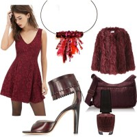 2015 modasi marsala rengi abiye elbise modelleri 6 200x200 2015 Modası Marsala Rengi Abiye Elbise Modelleri