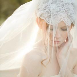 Kır Düğünü Gelin Saçı