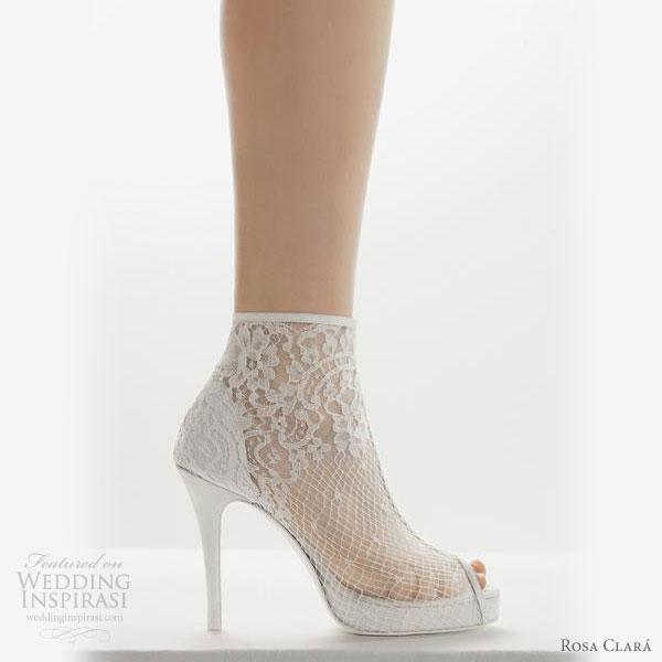 İlginç Gelin Ayakkabıları