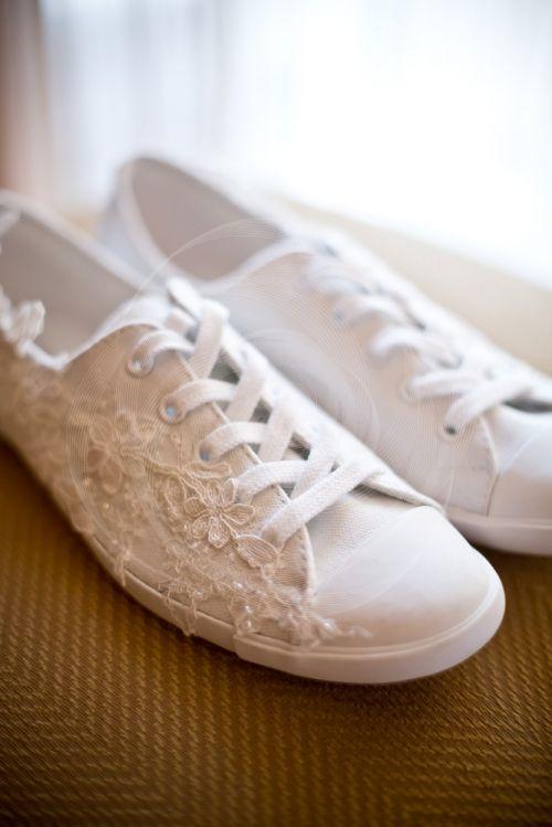Spor Gelinlik Ayakkabıları