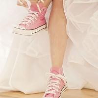 spor gelin ayakkabilari converse 7 200x200 Spor Gelinlik Ayakkabıları: Converse