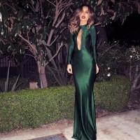 zumrut yesili abiye elbise 3 200x200 Zümrüt Yeşili Abiye Elbise