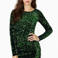 zumrut yesili abiye elbise 4 200x200 Zümrüt Yeşili Abiye Elbise