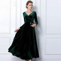 zumrut yesili abiye elbise 5 200x200 Zümrüt Yeşili Abiye Elbise