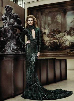 zumrut yesili abiye elbise 8 294x400 Zümrüt Yeşili Abiye Elbise