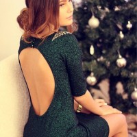 zumrut yesili abiye elbise 9 200x200 Zümrüt Yeşili Abiye Elbise