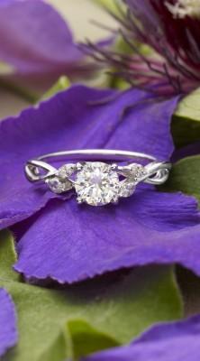 evlilik yuzugu modelleri 8 222x400 Evlilik Yüzüğü Modelleri